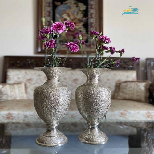 گلدان اسلیمی