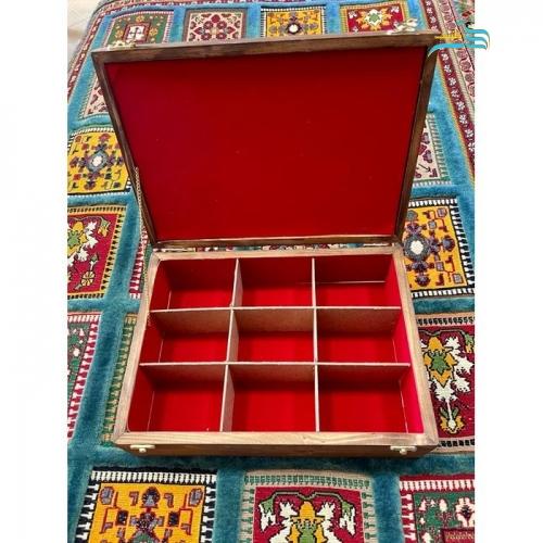 جعبه جواهرات گلیمی