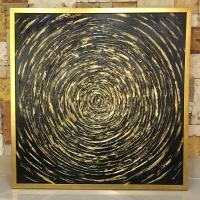 تابلو سیاهچاله