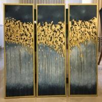 تابلوهای پاییز طلایی