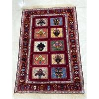 گلیم دستباف سنتی سیرجان